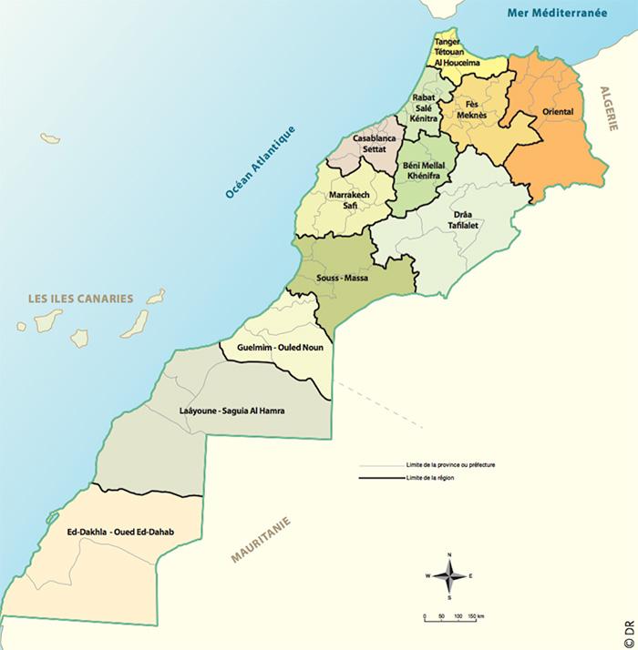 carte-regions-maroc-2015