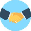 kluster-handshake
