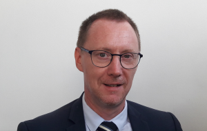 Stéphane Lecoq, Directeur d'Activité Invest Zone Afrique Business France