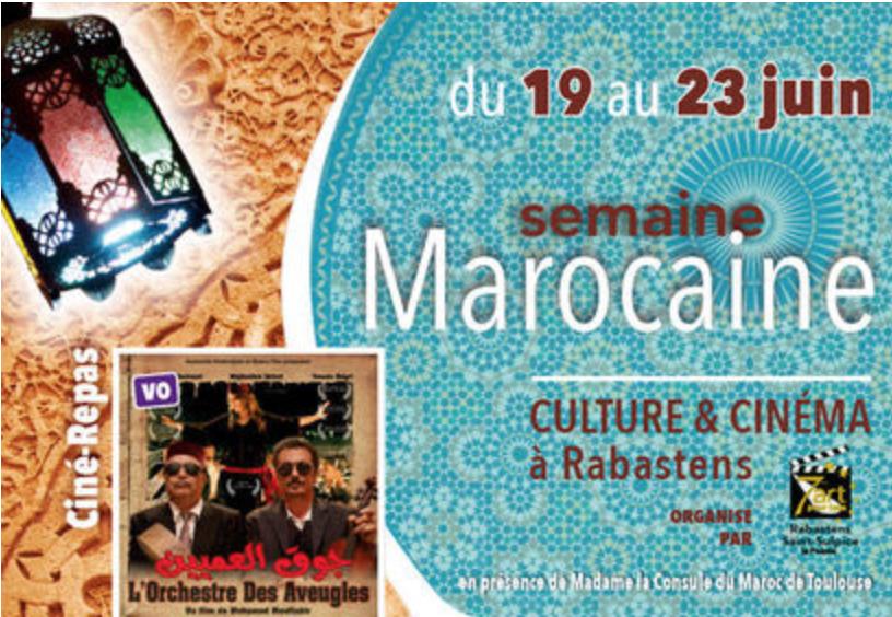 Semaine marocaine