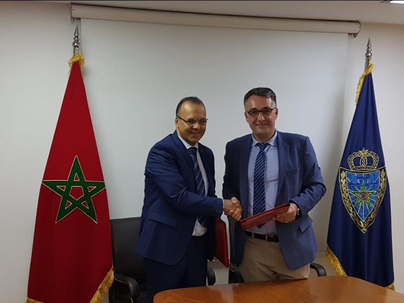 Schenker Maroc