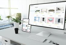 Site ecommerce