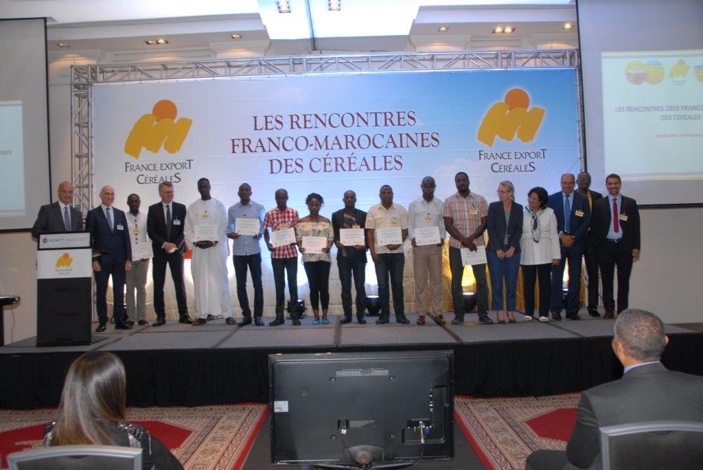 Rencontre franco-marocaine des céréales