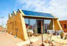 Solar decathlon Africa 2