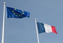 Drapeau FR EU