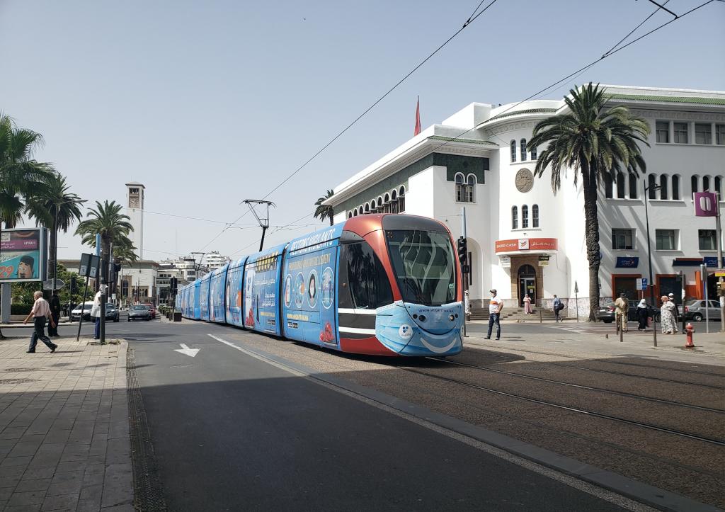 tram covid