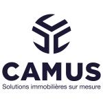Logo CAMUS bleu transparent